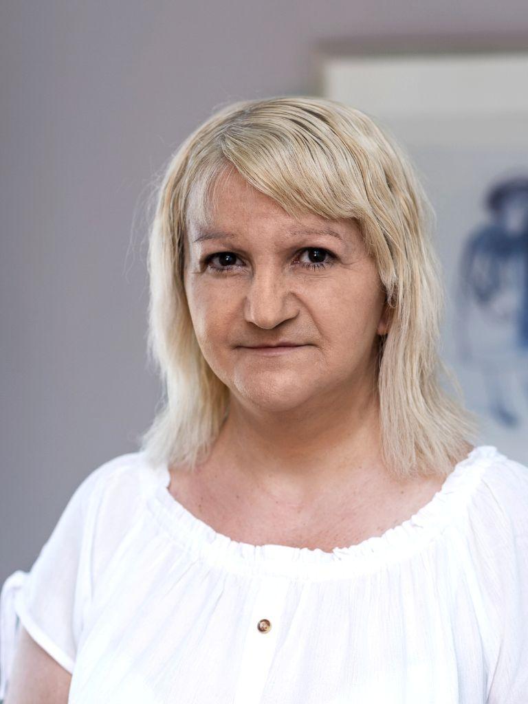 Frau Kiziroglou